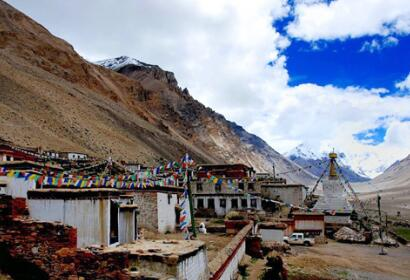 15 Day Tibet Mt Everest Rongbusi Trekking
