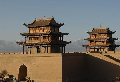 16 Day Discover China by the Silk Road