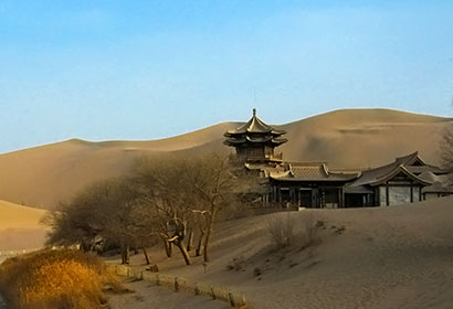 16 Days Chengdu-Dunhuang Nature Odyssey